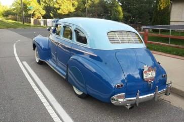 rear venetian blinds for 1940-1948 Sedan (Chevy)