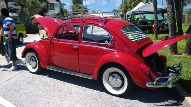 1965 1979 Vw Beetle Rear Venetian Blinds