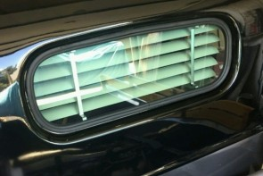 1936-1946 Chevy truck rear venetian blinds
