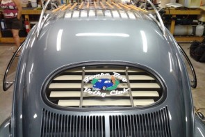 1953-1957 VW Beetle Oval Window