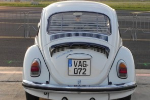 1958-1964 VW Beetle rear venetian blinds